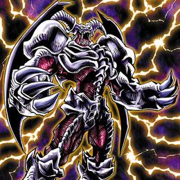 Yu-Gi-Oh! - Summoned Skull
