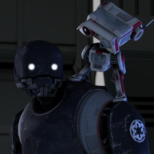 Thumbnail image for Star Wars Jedi: Fallen Order Droid Models