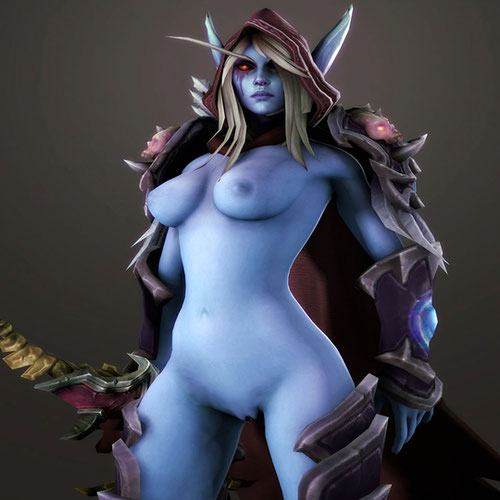 Thumbnail image for Sylvanas Windrunner ( Heroes of the Storm)