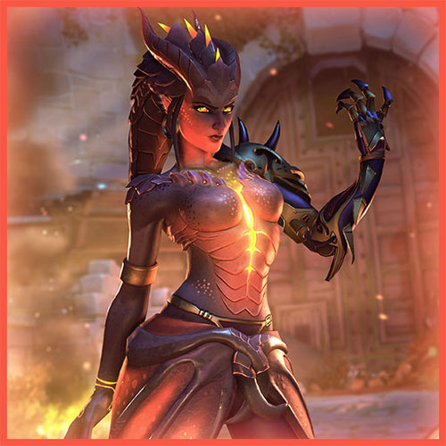 Thumbnail image for Symmetra Dragon [Overwatch]