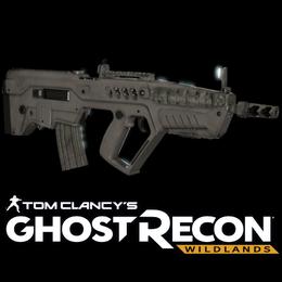 Ghost Recon: Wildlands - Tar-21