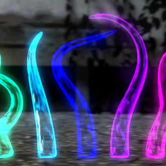Thumbnail image for Simple Tentacles - Glowing Edition