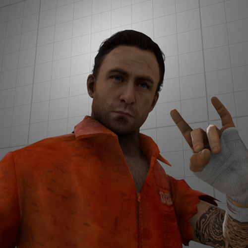Thumbnail image for [L4D2] Prisoner Nick