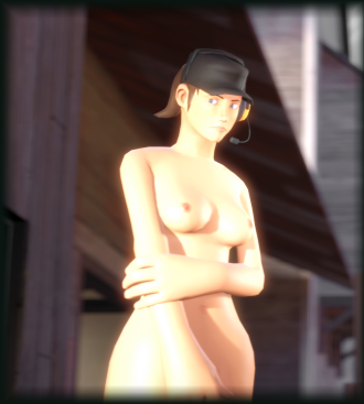 Thumbnail image for NSFW Femscout Texture Enhancement
