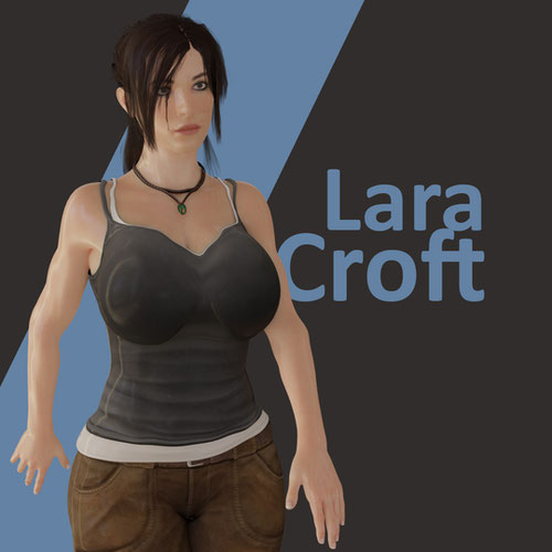 Thumbnail image for Lara Croft