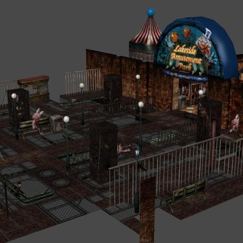 Thumbnail image for Silent Hill 3 Lakeside Amusement Park