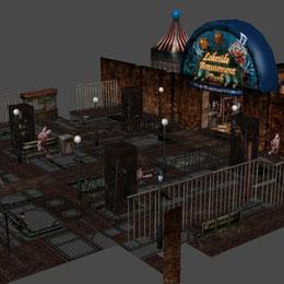 Silent Hill 3 Lakeside Amusement Park