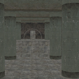 Simple Throne Room