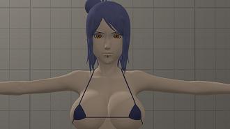 Thumbnail image for Konan (Bikini) [Naruto]