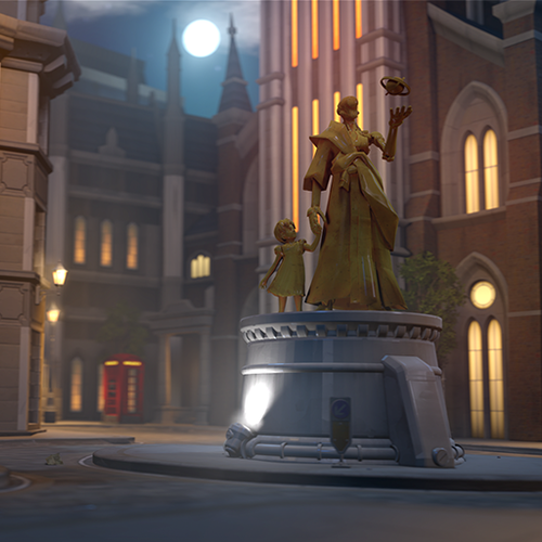 Thumbnail image for Overwatch - Kings Row Prop Pack