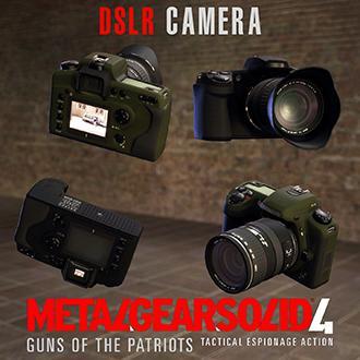 Thumbnail image for DSLR Camera - MGS4