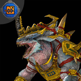 Saurus (Total War: Warhammer2)