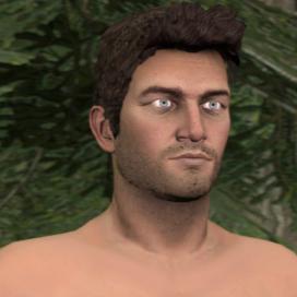 Thumbnail image for Nathan Drake - Nude