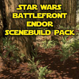 Thumbnail image for Star Wars: Battlefront (2015) Endor Scenebuild Pack