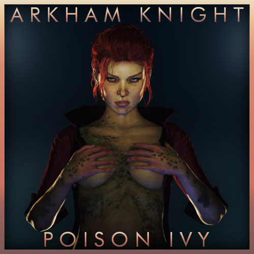Thumbnail image for Arkham Knight - Nude Poison Ivy