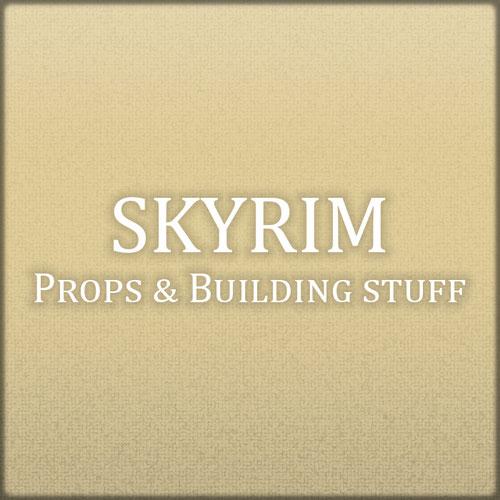 Thumbnail image for Skyrim: Props & Buildings (Porting)