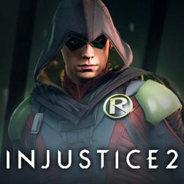 Injustice 2 - Damian Wayne