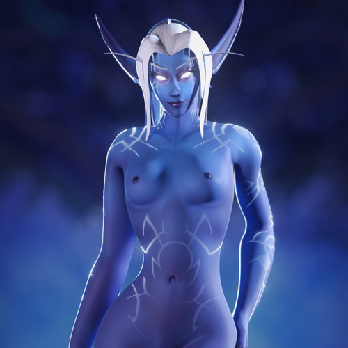 Thumbnail image for [WoW] Enuleth - Nightborne Female BETA