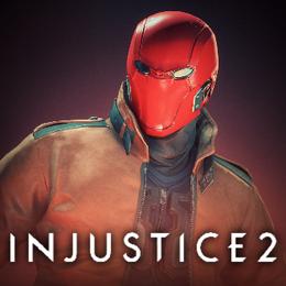 Injustice 2 - Red Hood