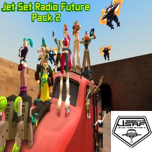 Thumbnail image for Jet Set Radio Future Mega Pack