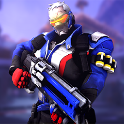 Thumbnail image for [Overwatch] Soldier: 76