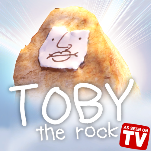 Thumbnail image for My Pet Rock Toby