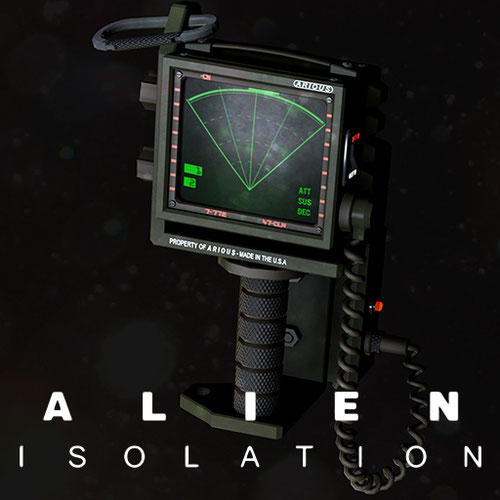 Thumbnail image for Alien Isolation - Motion Tracker