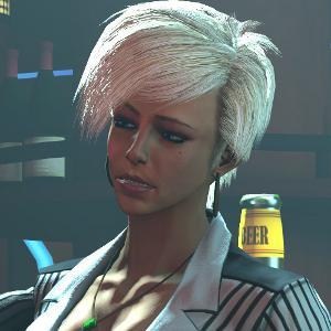 Thumbnail image for Tracey Buxton (Batman Arkham Origins)