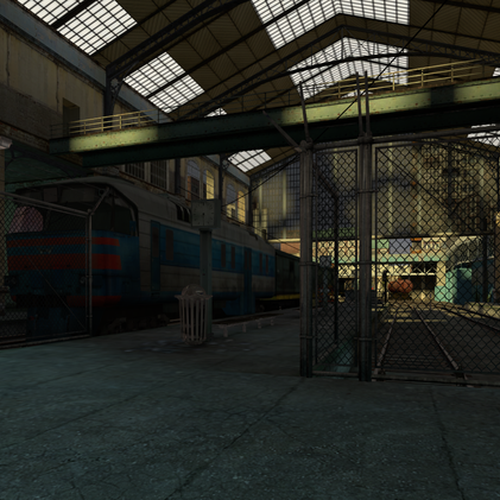 Thumbnail image for Half Life 2 Trainstation maps