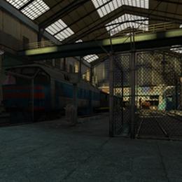 Half Life 2 Trainstation maps