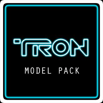 Thumbnail image for TRON Model Pack