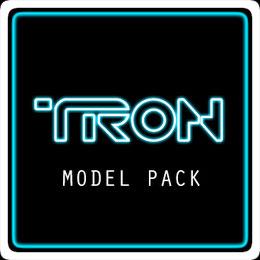 TRON Model Pack