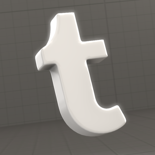 Thumbnail image for Tumblr Logo