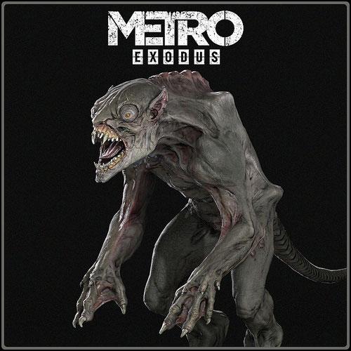 Thumbnail image for Metro Exodus - Monsters pack