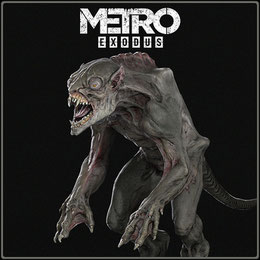 Metro Exodus - Monsters pack