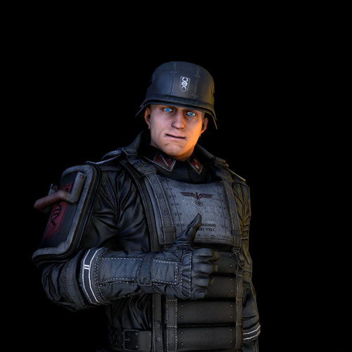 Thumbnail image for Deathshead Commando (Wolfenstein: The New Order)