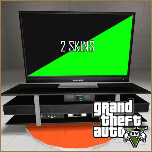 Thumbnail image for GTA5 apartament TV