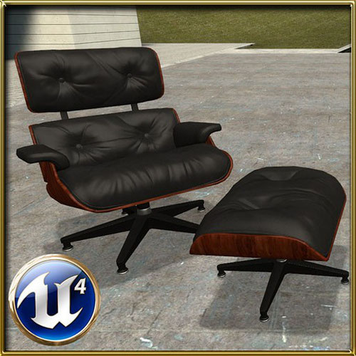 Thumbnail image for UE4 HQ Furniture Pack