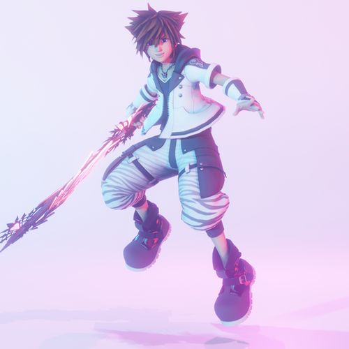 Thumbnail image for Kingdom Hearts 3 Sora (Ultimate Form)