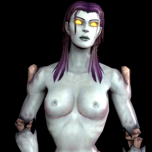 Thumbnail image for World of Warcraft - Female Undead