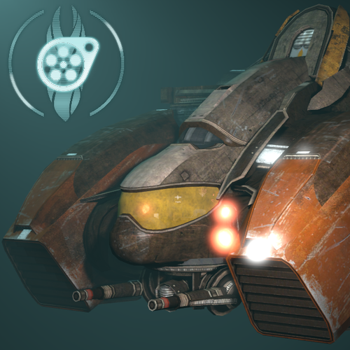Thumbnail image for Dead Space 3 - Unitologist Dropship