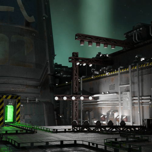 Thumbnail image for Final Fantasy VII Reactor Scene