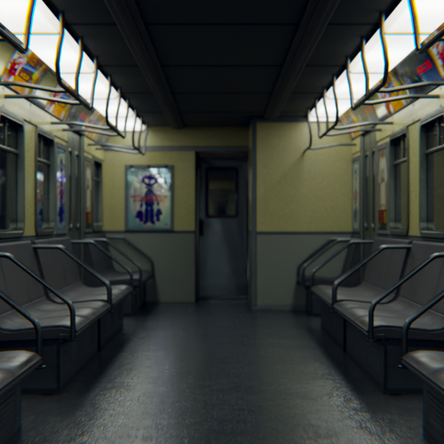 Thumbnail image for [Resident Evil 3 Remake] Metro scene