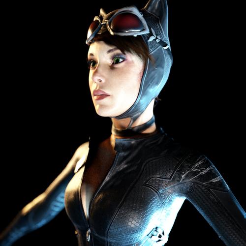 Thumbnail image for [Batman AK]  Catwoman w/ Clean Suit Textures