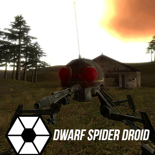 Thumbnail image for Star Wars: Dwarf Spider Droid