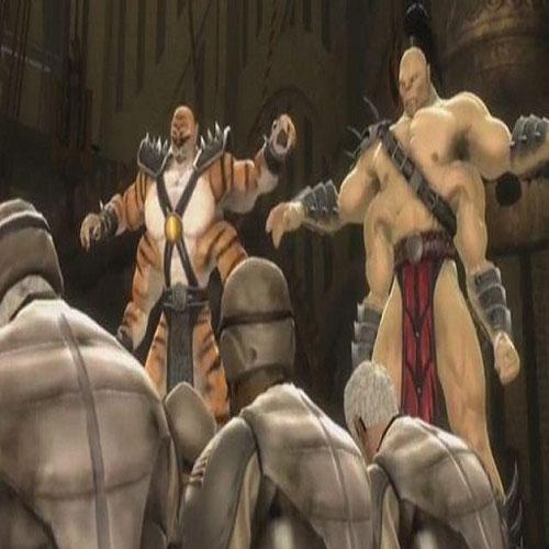 Thumbnail image for Mortal Kombat 9 Goro & Kintaro