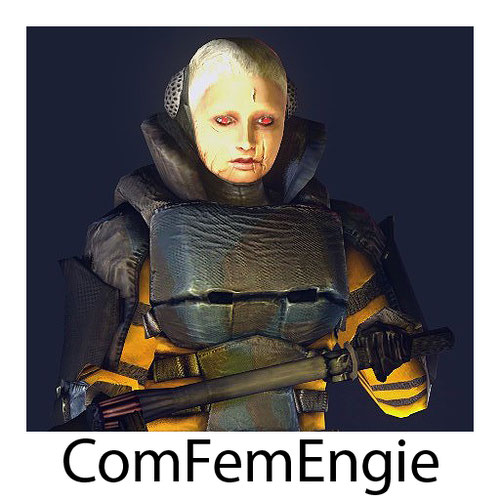 Thumbnail image for Combine Female Engineers