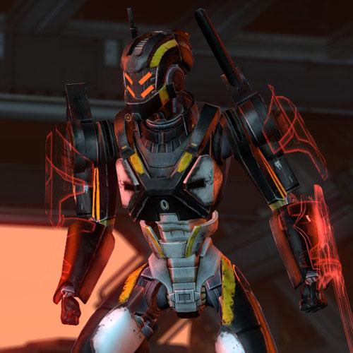 Thumbnail image for Cerberus extras - Mass Effect 3 Omega DLC [Kali]