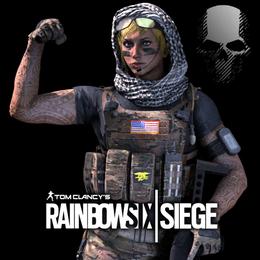 Rainbow Six: Siege - Valkyrie (Ghost Recon: Wildlands)