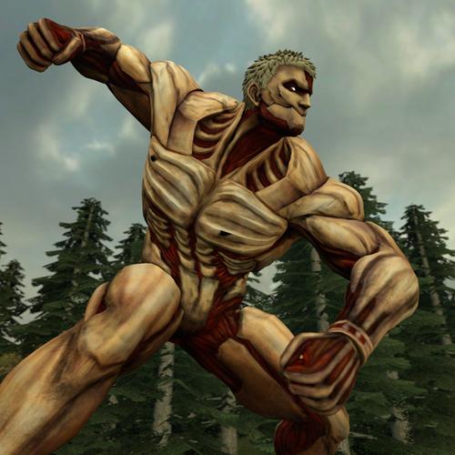 Thumbnail image for Armored Titan (Attack on Titan)